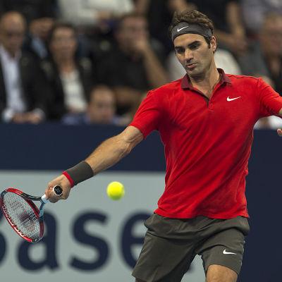 Tennis, Basel, 2014