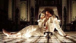 Elmer Bäck som Sergej Eisenstein i Peter Greenaways Eisenstein in Guanajuato.