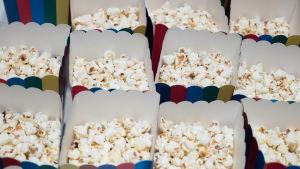 Kuvassa Popcorneja