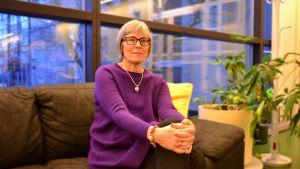 Maria Romantschuck är ny programchef på Hanaholmen.