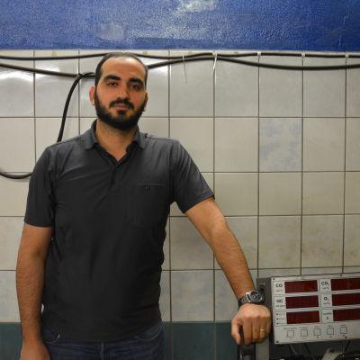 Amir Kheder.