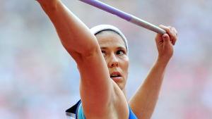 Mikaela Ingberg, OS 2008.