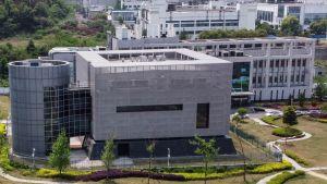 Ett laboratorium vid Wuhans virologiska institut i provinsen Hubei