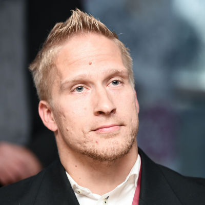 Femfaldiga paralympiska guldmedaljören Leo-Pekka Tähti, 2015.