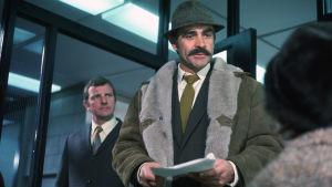 Sean Connery elokuvassa Painostus (The Offence)