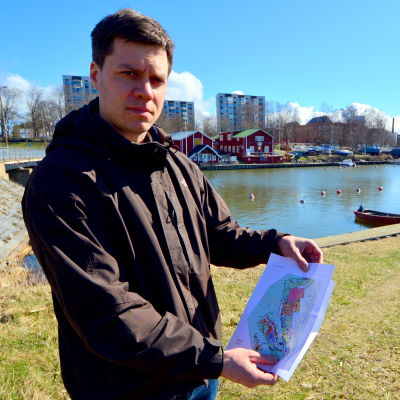 Planläggningsarkitekt Oliver Schulte-Tigges