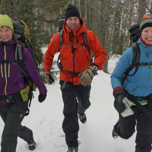 Tea Turunen, Mikko Peltola, Jenni Antinaho