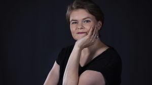 Svenska Yles filmkritiker Silja Sahlgren-Fodstad