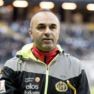Janne Mian har varit tränare i Elfsborg.