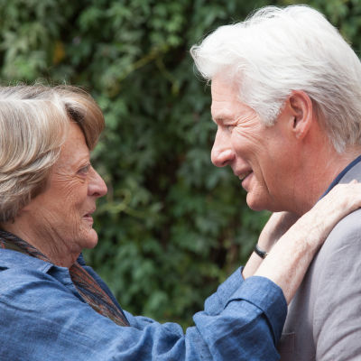 Maggie Smith, Richard Gere, The Second Best Exotic Marigold Hotel