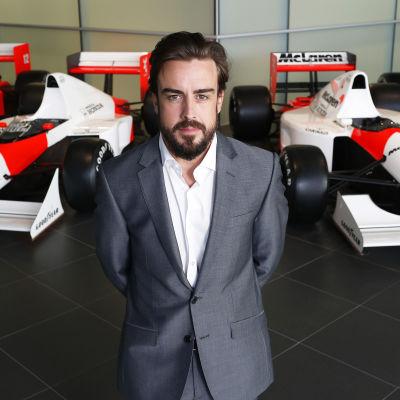 Fernando Alonso i McLaren