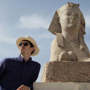 Alastair Sooke sarjassa Muinaisen Egyptin taideaarteet