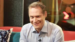Jarkko Tamminen on Tohtori Raimon Märkä Vappukin.
