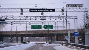 I Sverige har man lyckats minska på trafikmängderna tack vare trängselavgifter.
