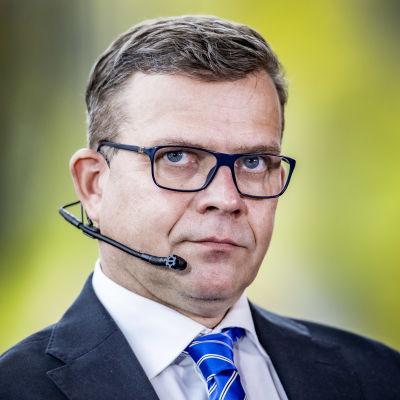 Petteri Orpo (kok.).