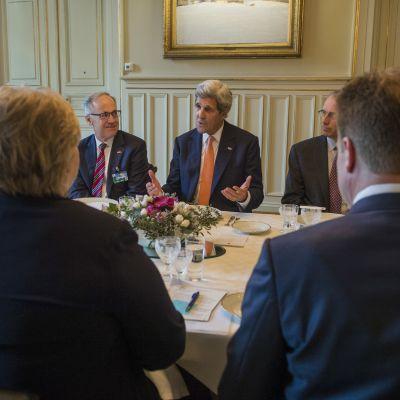 John Kerry Norjassa kesäkuussa 2016