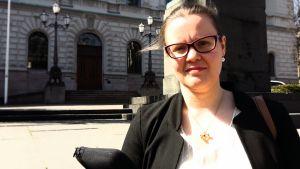 Eeva Granskog, byråchef på Finansinspektionen