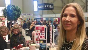 Liza Marklund på Åbo bokmässa 2018