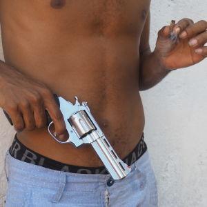 Favela i Salvador.