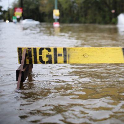 Louisianassa tulvi myös maaliskuussa 2016.