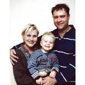 Eve Hietamies, Alan ja heidän poikansa Christofer