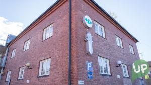Nokian poliisilaitos on yksin UP:n kuvauspaikoista.