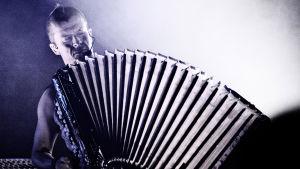 Yle Live: Kimmo Pohjonen Special. Kuva: Karl-Mikael Björklid/Yle Kuvapalvelu.