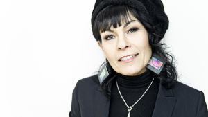 Musiker Aija Puurtinen,