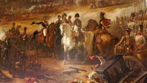 Waterloon taistelu, Sir William Allenin maalaus (1843)