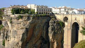 Rondan kaupunki Andalusiassa