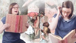 Kaisa Pulakka Hannun ja Kertun maailmassa