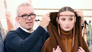 Dokumentti Jean-Paul Gaultier, intohimona vaatteet.