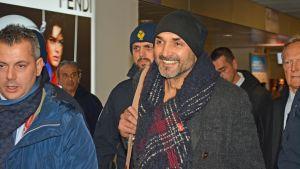 Luciano Spalletti är tillbaka i Rom.