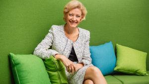 Katri Olmo är direktör för juridiska ärenden på Yle