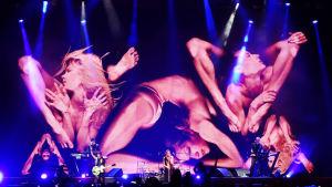 Depeche Mode O2 World -areenalla Berliinissä.