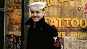 Jack Nicholson elokuvassa Saattokeikka