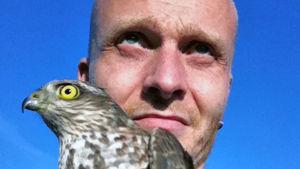 Luontotutkija Markus Piha (Luomus)