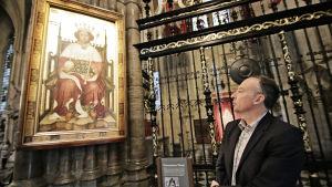 Stephen Smith ja kuningas Rikhard II:n muotokuva