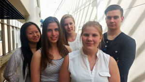 Ungdomsrådet i Kronoby