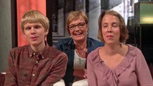Joose Ojala, Hilla Blomberg, Riikka Hänninen