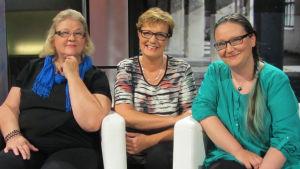 Eija Santaniemi (vas.), Hilla Blomberg ja Mareena Heinonen