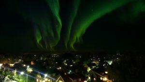 Norrsken i Jakobstad