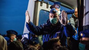 Ulkolinja: Euroopan siirtolaistulva, yle tv1