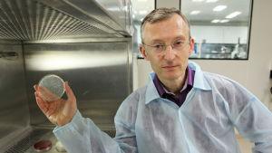 Panorama: Antibioottien kuolema, yle tv1