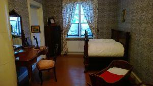 Huone jossa Sibelius syntyi.