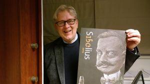 Erkki Korhonen is the head of the Sibelius Celebrations in Hämeenlinna, the birth city of Sibelius.
