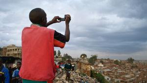 dokumenttiprojekti: kibera!, yle tv1
