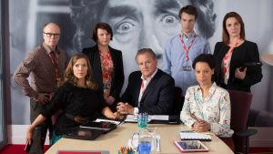 Kyllä BBC hoitaa -sarja, yle tv1