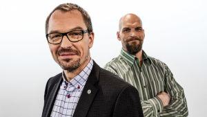 Matti Rautalahti ja Mikko Penttilä