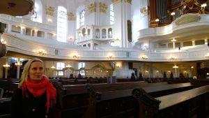Nina Kopra St. Michaelisin kirkossa